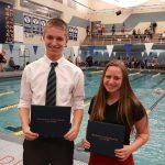 Swim Team Have 2 Academic All-State