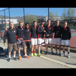 Tennis Team Continue With Winning Ways
