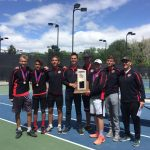 Boys Tennis State Champs!