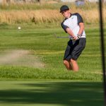 Golf Team Hosts Region and Eclipse