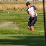 Golf Team Hosts Region and Eclipse