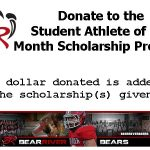 Student Athlete Scholarship Booster