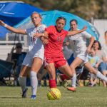 Girls Soccer Begin Region