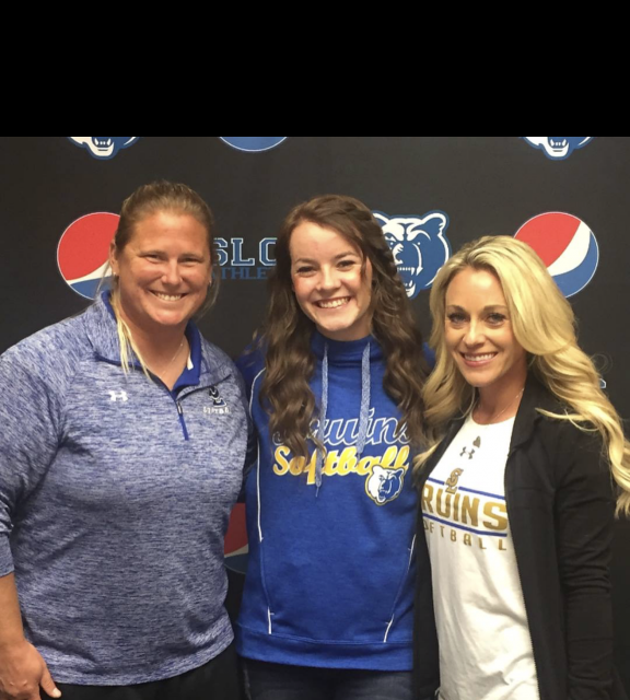Softball Player Signs At SLCC