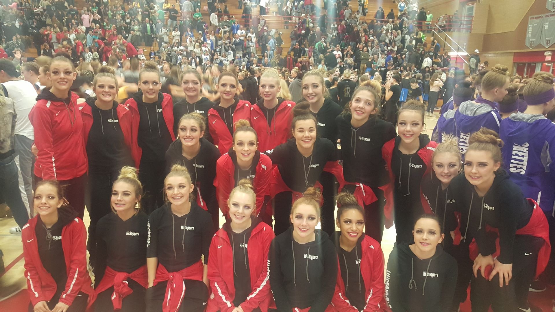 Hi-Steppers Compete at Bountiful Invitational