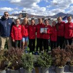 4A Academic State Champions in Girls Cross Country