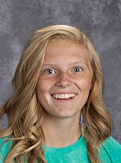 Girls Athlete of the Month: October 2019