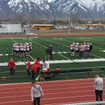 Bear River Lacrosse Has Success In First Game As A Bear River Bear!