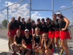 Girls Tennis Start Their Season Perfectly!