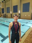 Madyson Success at State Swimming