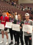 State Wrestling Tournament proves to be a BIG Success!