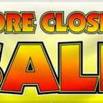 Spirit Shop Closing Sunday August 23
