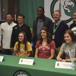 NHS Athletes to Compete in College