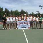 Girls Tennis State Champs!