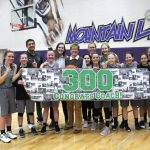 Coach Ward Records 300th Win