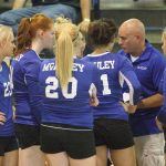 Lady Warriors Volleyball Update