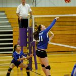 Wheaton and College Heights Volleyball