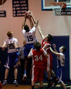2013-2014 JV Boys Basketball
