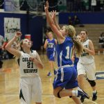 Lady Warriors Lose to Exeter