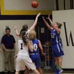 Lady Warriors Fall to Sarcoxie