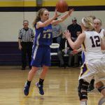 Victory for the Lady Warriors