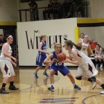 Lady Warriors Beat Golden City