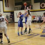 Lady Warriors Play in Diamond Tournament