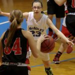 Girls Basketball vs. Lamar 2/2/15