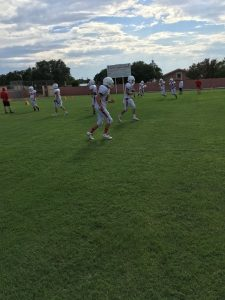 Rocksprings Scrimmage (12 Aug 16)