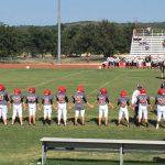 Christoval 7th Grade Football White falls to Colorado High School 38-0