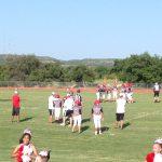 Christoval 8th Grade Football Red beat Colorado High School 30-6