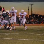 Christoval High School Varsity Football beat Grape Creek High School 41-29