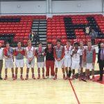 Christoval High School Boys Varsity Basketball beat Pecos High School 60-48