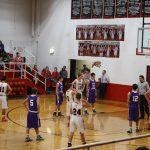 Christoval High School Boys Junior Varsity Basketball beat Mason High School 42-37