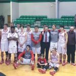 Christoval High School Boys Varsity Basketball falls to Anthony High School 56-35