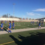 Garey High School Girls Varsity Soccer falls to Kaiser 1-2