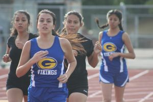 Garey Track and Field vs. Montclair
