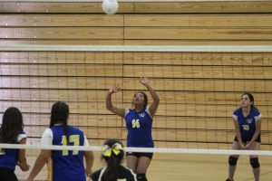Girls JV Volleyball vs. Bassett