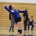 Girls Varsity Volleyball 2016