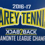 Garey High School Girls Varsity Tennis beat Bassett High School 17-1