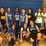 Garey High School Girls Junior Varsity Basketball beat La Puente High School 29-25