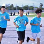Boys and Girls Cross Country 2019