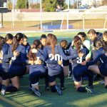Girls Varsity Soccer vs. La Puente 2020