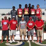 Hirschi Huskies 2018 Region 1 Track Champions