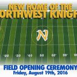 Northwest to Open New Turf Field on 8/19