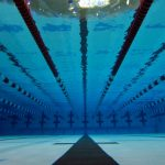 Knights Compete at SWOC Swim Meet