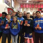 Knights Earn Honors at Milford Invitational