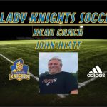 John Hiatt to Lead Lady Knights Soccer