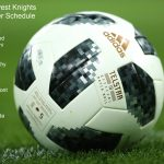 2019 Northwest Knights Men's Soccer Schedule
