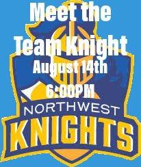 2019 Fall Meet the Team Knight